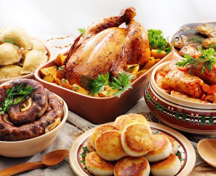 Вкусные рецепты горячего фото